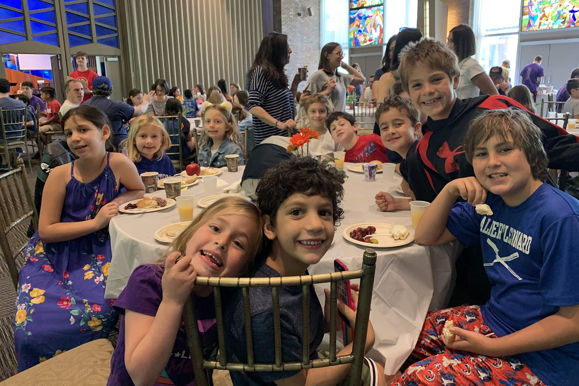 Grades Kindergarten – 6th